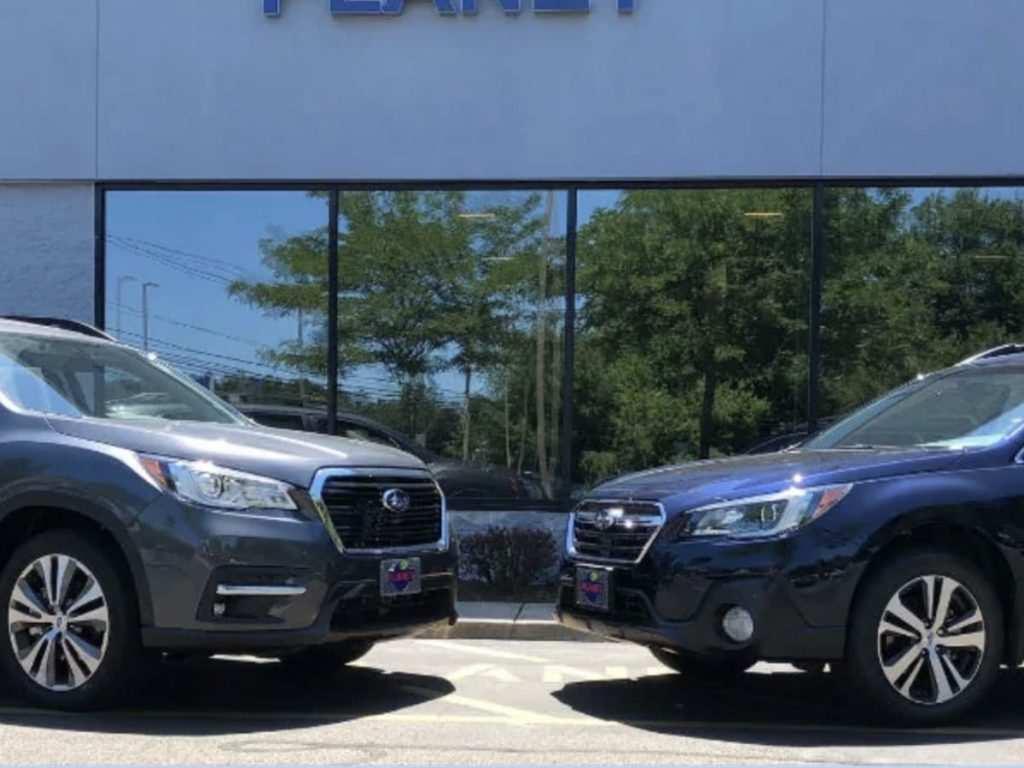 94 New 2020 Subaru Models Release for 2020 Subaru Models