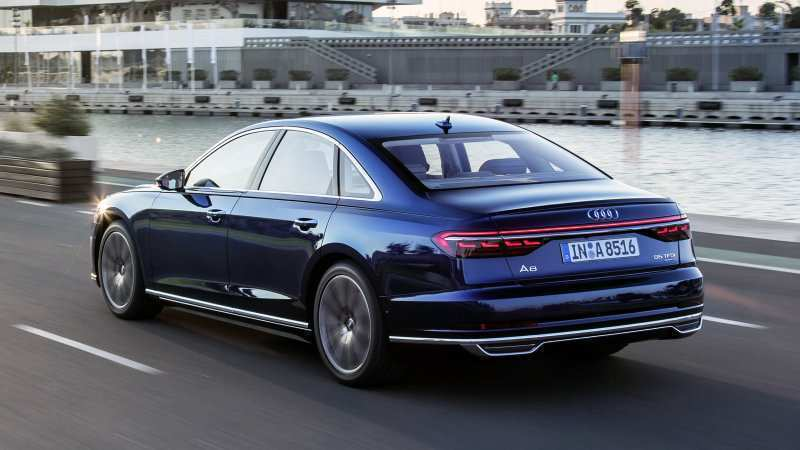 94 New Audi A8 2019 Performance for Audi A8 2019