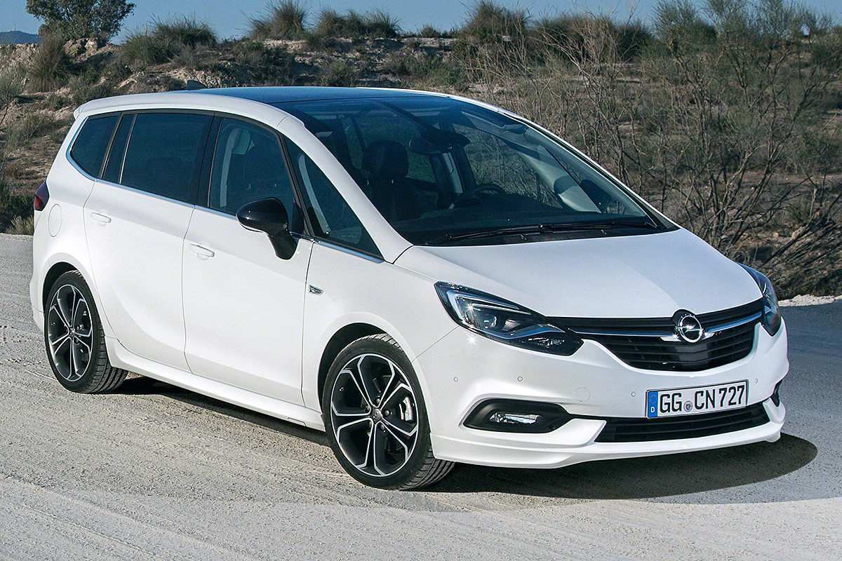 94 New Opel Zafira 2019 Redesign for Opel Zafira 2019