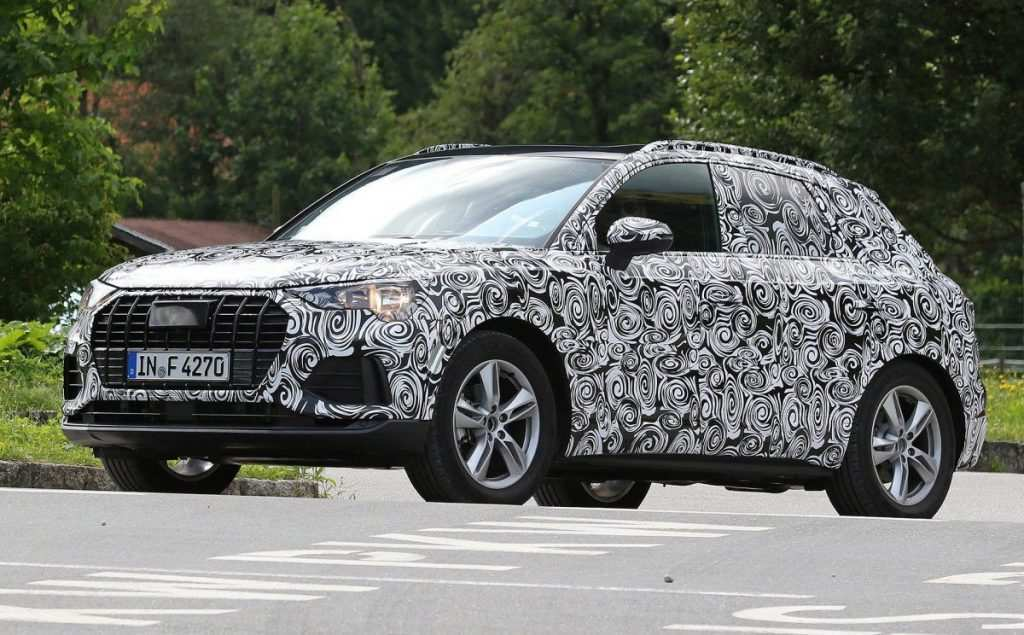 94 The 2019 Audi Q7 Facelift First Drive by 2019 Audi Q7 Facelift