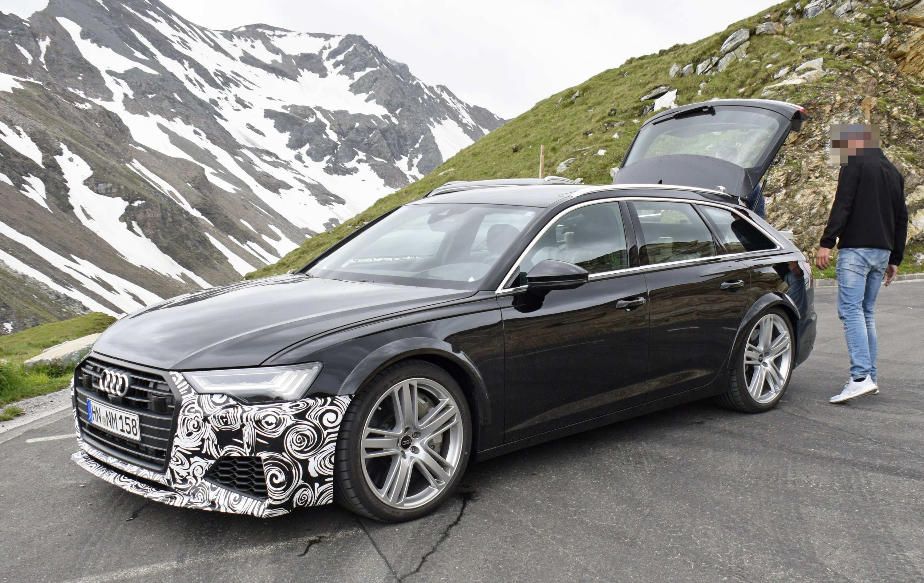 94 The 2019 Audi Rs6 Redesign with 2019 Audi Rs6