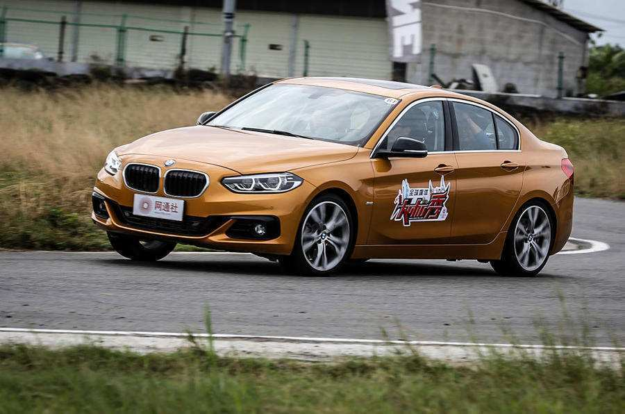 94 The 2019 Bmw 1 Series Sedan Price by 2019 Bmw 1 Series Sedan