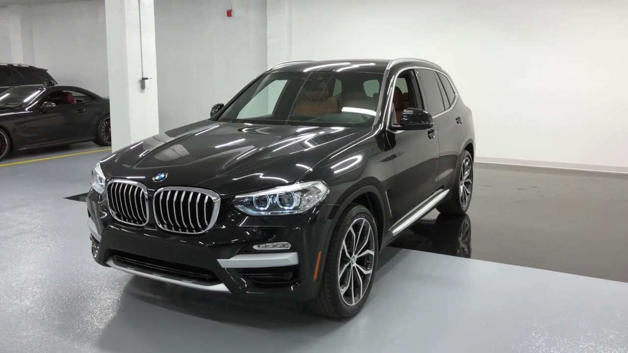 94 The 2019 Bmw X3 Release for 2019 Bmw X3