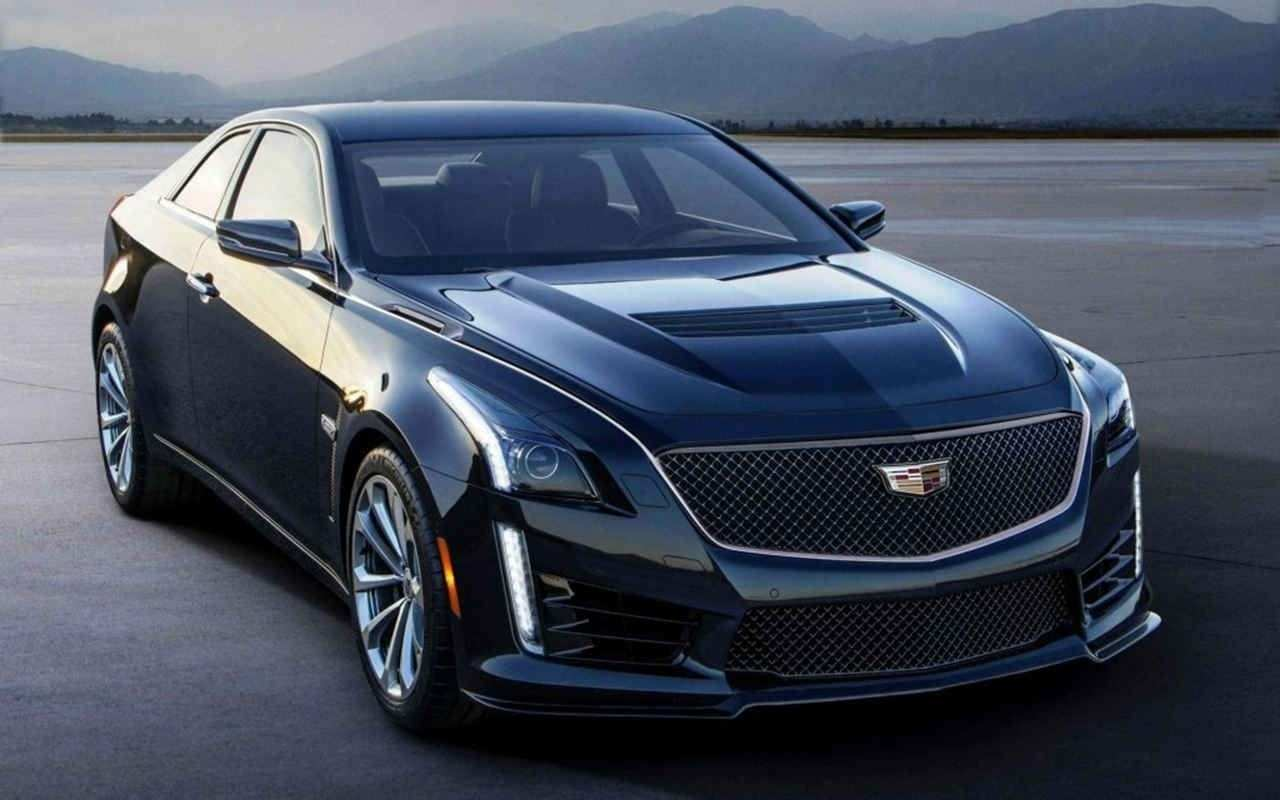 94 The 2019 Cts V Coupe New Review with 2019 Cts V Coupe