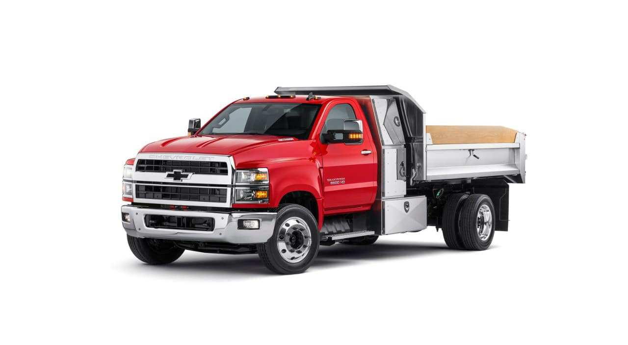 94 The 2019 Gmc 6500 Specs Spesification for 2019 Gmc 6500 Specs
