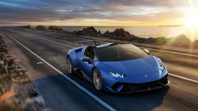 94 The 2019 Lamborghini Spyder Specs for 2019 Lamborghini Spyder