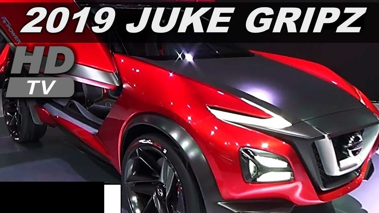 94 The 2019 Nissan Gripz Redesign with 2019 Nissan Gripz
