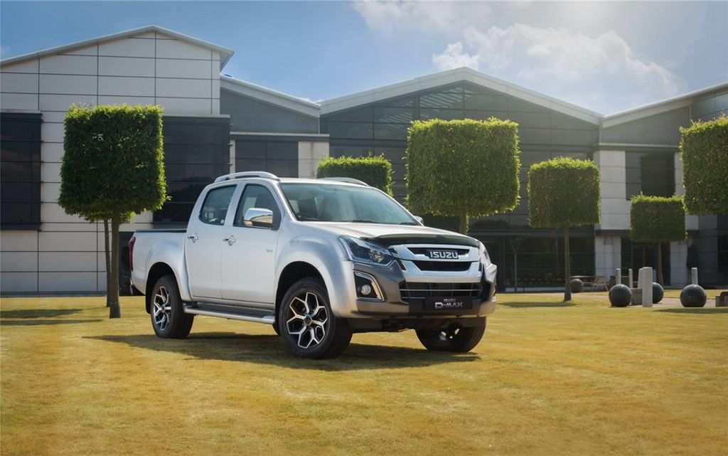 94 The 2020 Isuzu Wallpaper with 2020 Isuzu