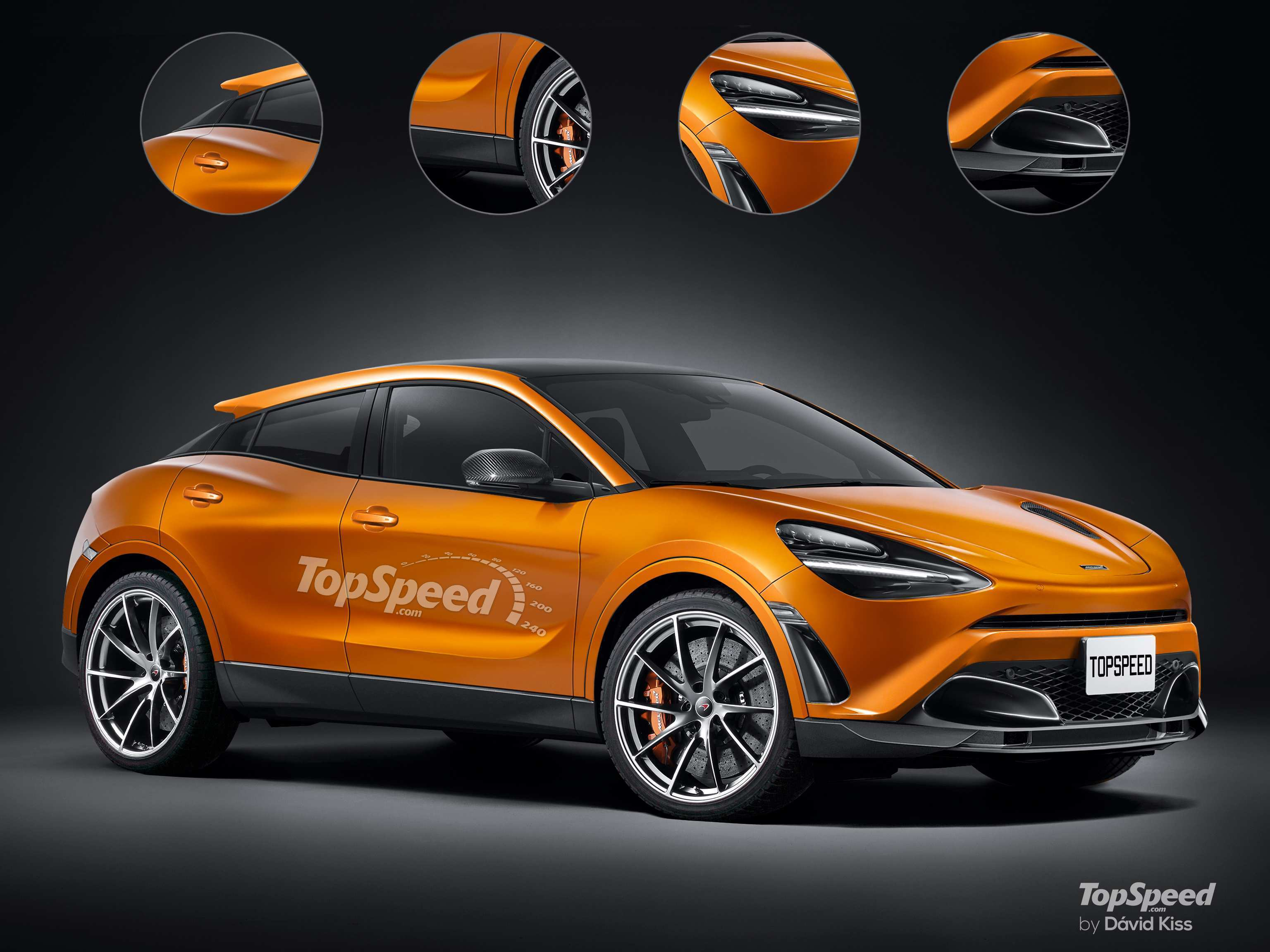 94 The 2020 Mclaren 570S Redesign and Concept for 2020 Mclaren 570S