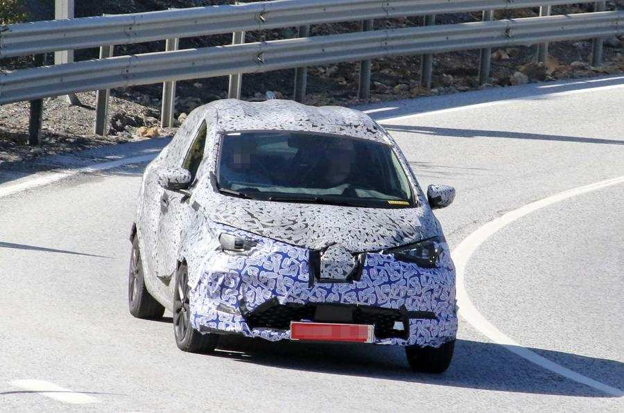 94 The Renault Zoe 2020 2 Price by Renault Zoe 2020 2