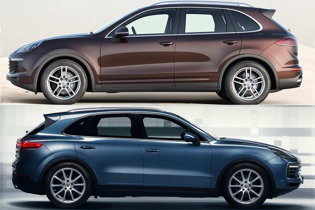 95 All New 2018 Vs 2019 Porsche Cayenne Performance and New Engine by 2018 Vs 2019 Porsche Cayenne