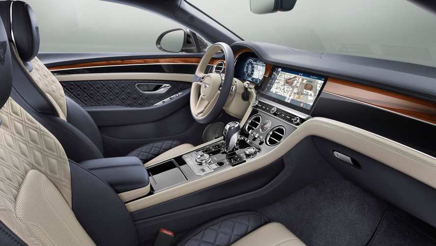 95 All New 2019 Bentley 4 Door Interior for 2019 Bentley 4 Door