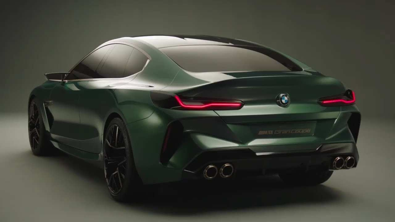95 All New 2019 Bmw 8 Series Gran Coupe Pricing for 2019 Bmw 8 Series Gran Coupe