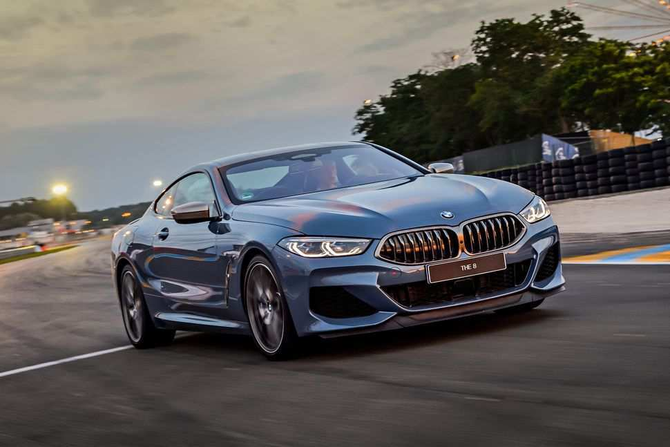 95 All New 2019 Bmw 8 Series Release Date Redesign for 2019 Bmw 8 Series Release Date
