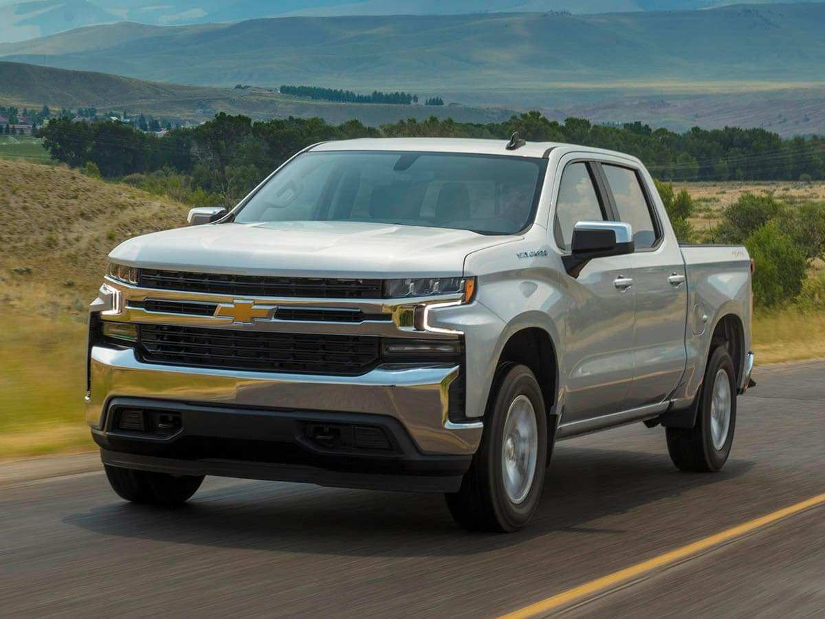 95 All New 2019 Chevrolet 1500 Mpg New Concept with 2019 Chevrolet 1500 Mpg