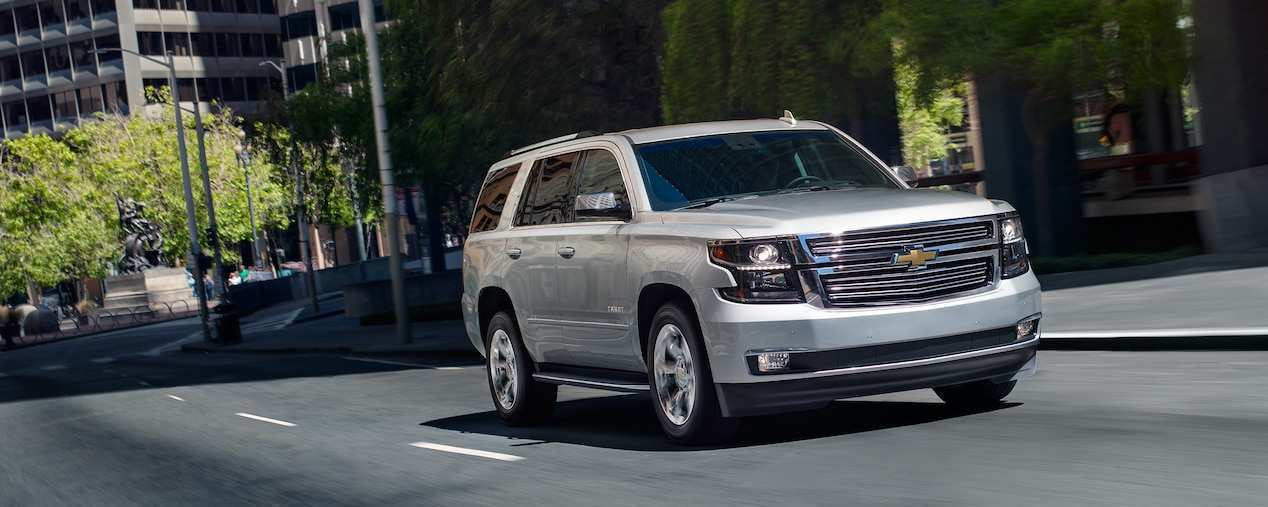 95 All New 2019 Chevrolet Tahoe Exterior by 2019 Chevrolet Tahoe