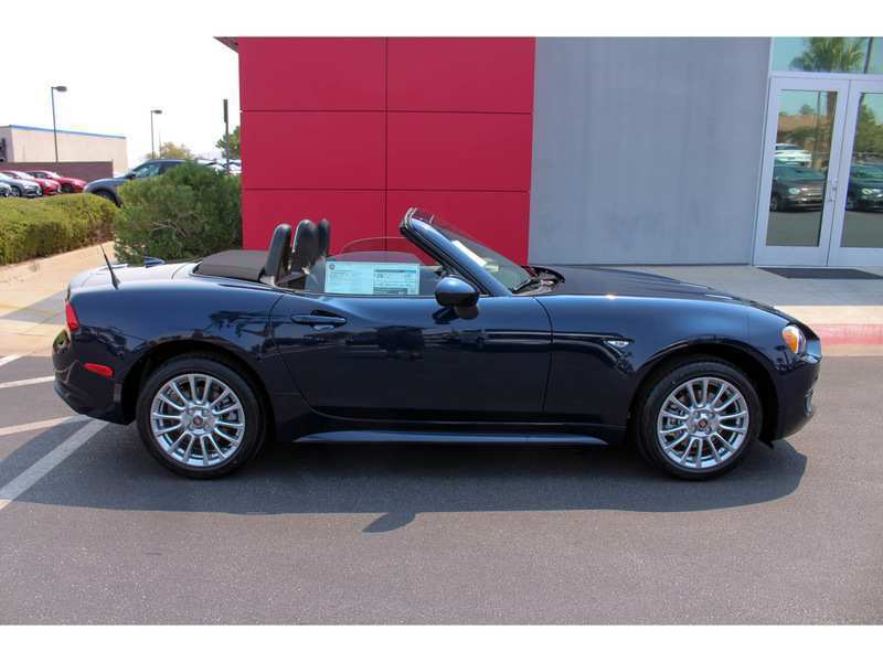 95 All New 2019 Fiat Spider Redesign for 2019 Fiat Spider