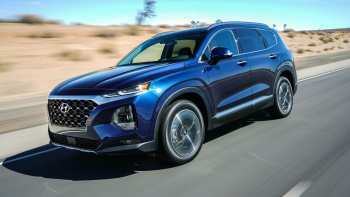 95 All New 2019 Hyundai Santa Fe Test Drive Pictures by 2019 Hyundai Santa Fe Test Drive
