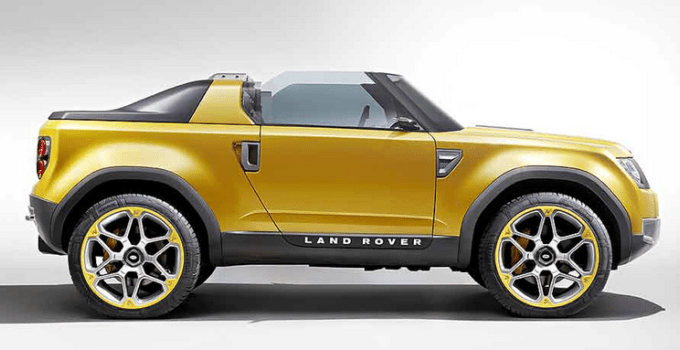 95 All New 2019 Land Rover Defender Ute Images with 2019 Land Rover Defender Ute
