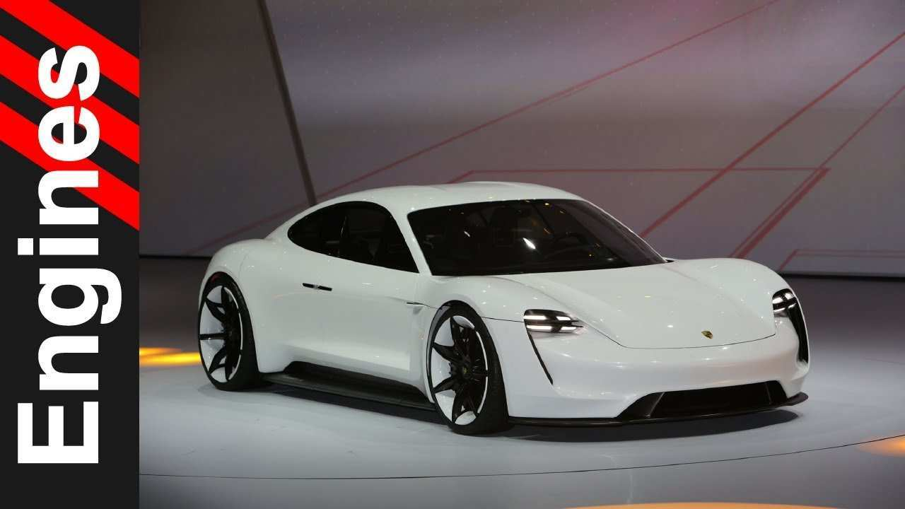 95 All New 2019 Porsche Electric Redesign and Concept for 2019 Porsche Electric