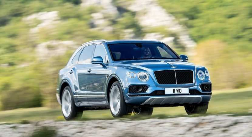95 All New 2020 Bentley Suv Price and Review by 2020 Bentley Suv