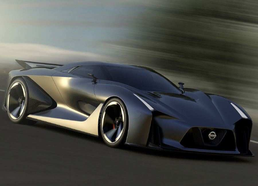 95 All New 2020 Nissan Vision Gran Turismo History by 2020 Nissan Vision Gran Turismo