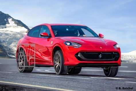95 All New Ferrari Modelle 2020 Overview for Ferrari Modelle 2020