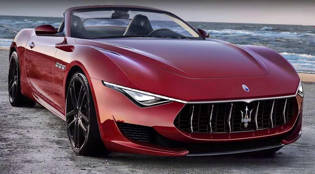 95 All New Maserati Elettrica 2019 Exterior by Maserati Elettrica 2019