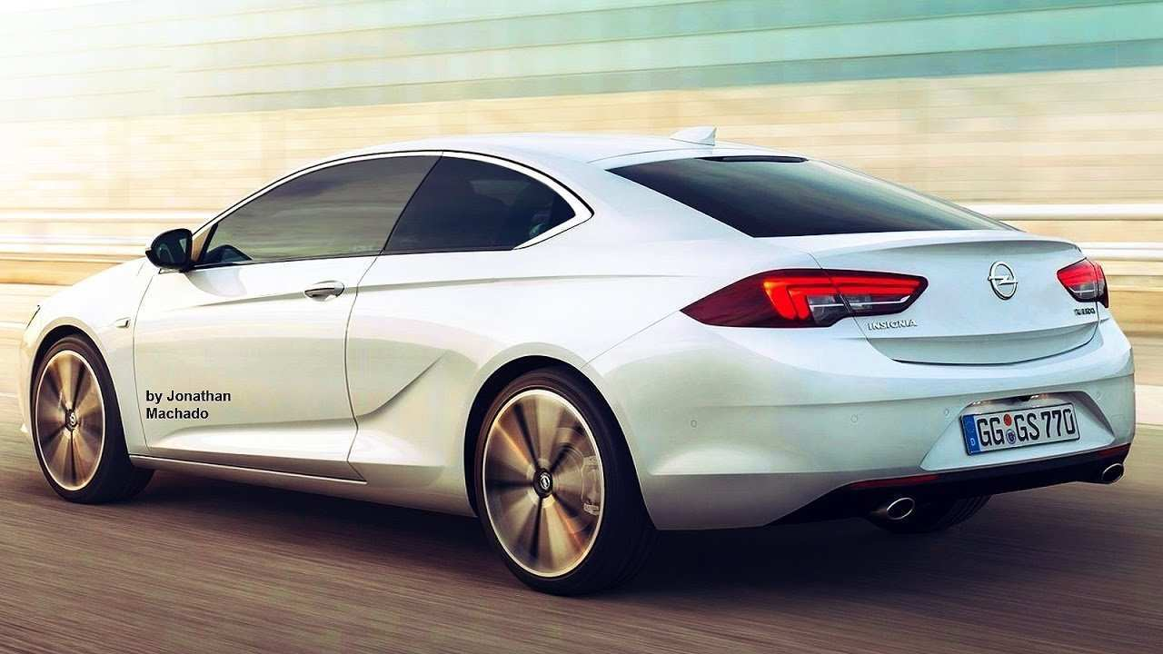 95 All New Opel Coupe 2019 Pricing with Opel Coupe 2019