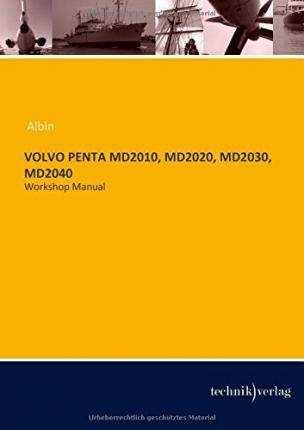 95 All New Volvo Penta 2020D Service Manual Exterior for Volvo Penta 2020D Service Manual