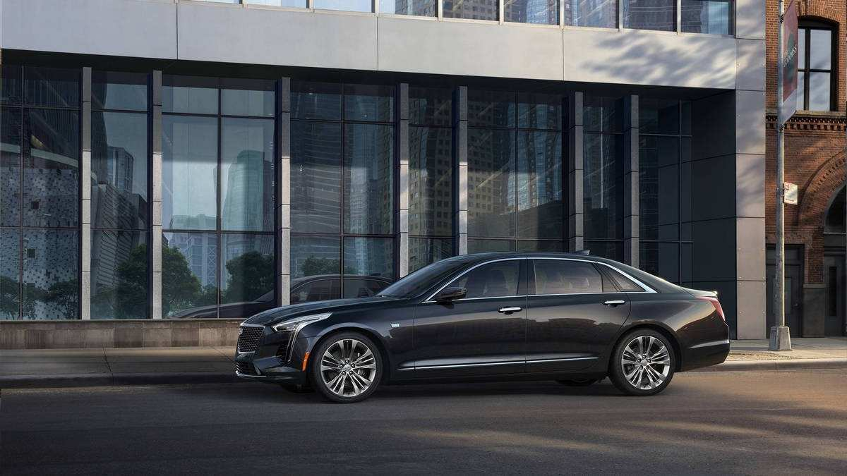 95 Best Review 2019 Cadillac V8 Concept for 2019 Cadillac V8