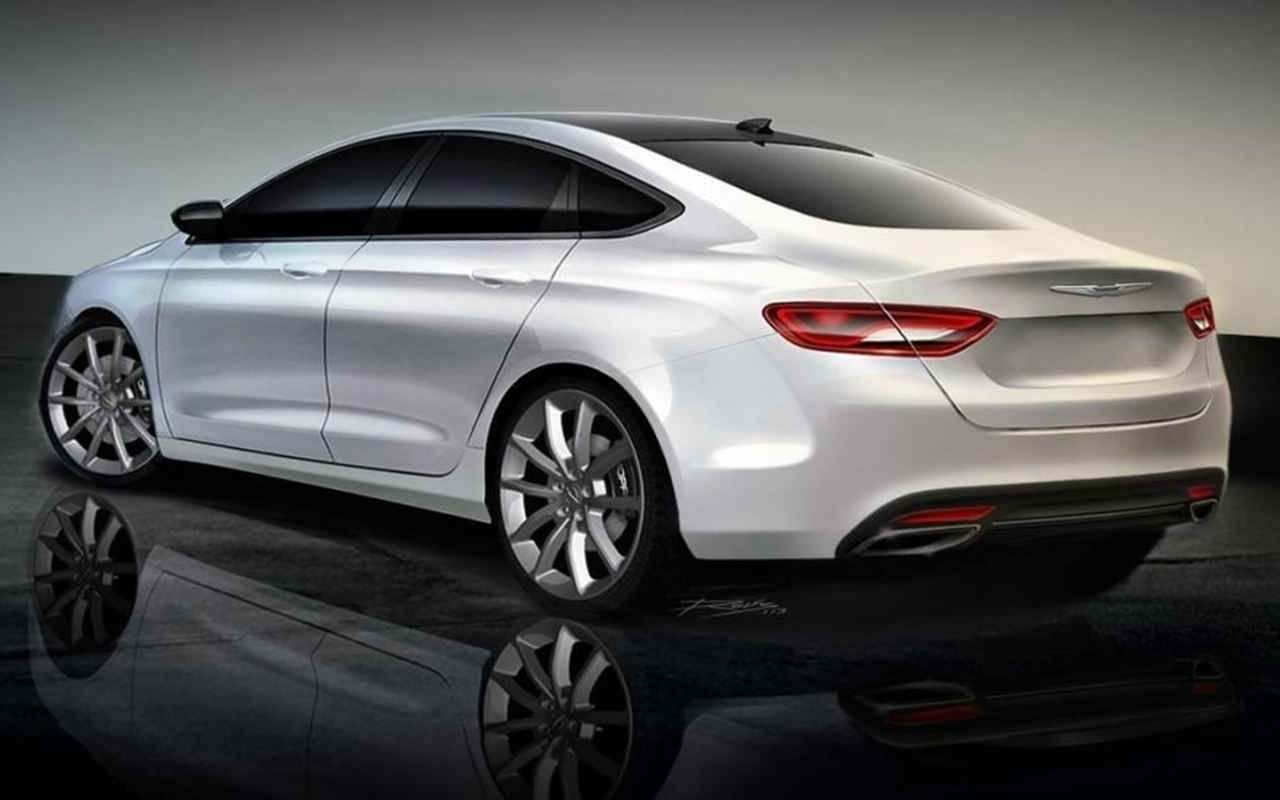 95 Best Review 2019 Chrysler 200 New Review by 2019 Chrysler 200