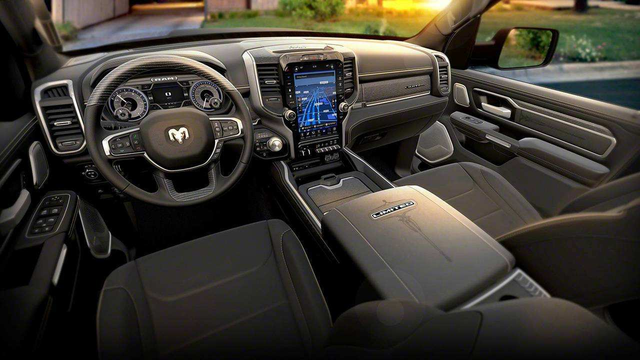 95 Best Review 2019 Dodge Laramie Interior Speed Test with 2019 Dodge Laramie Interior