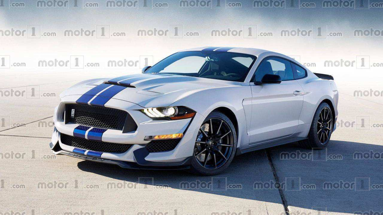 95 Best Review 2019 Ford Gt 500 Exterior and Interior by 2019 Ford Gt 500