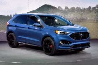95 Best Review 2019 Ford Suv Exterior and Interior for 2019 Ford Suv