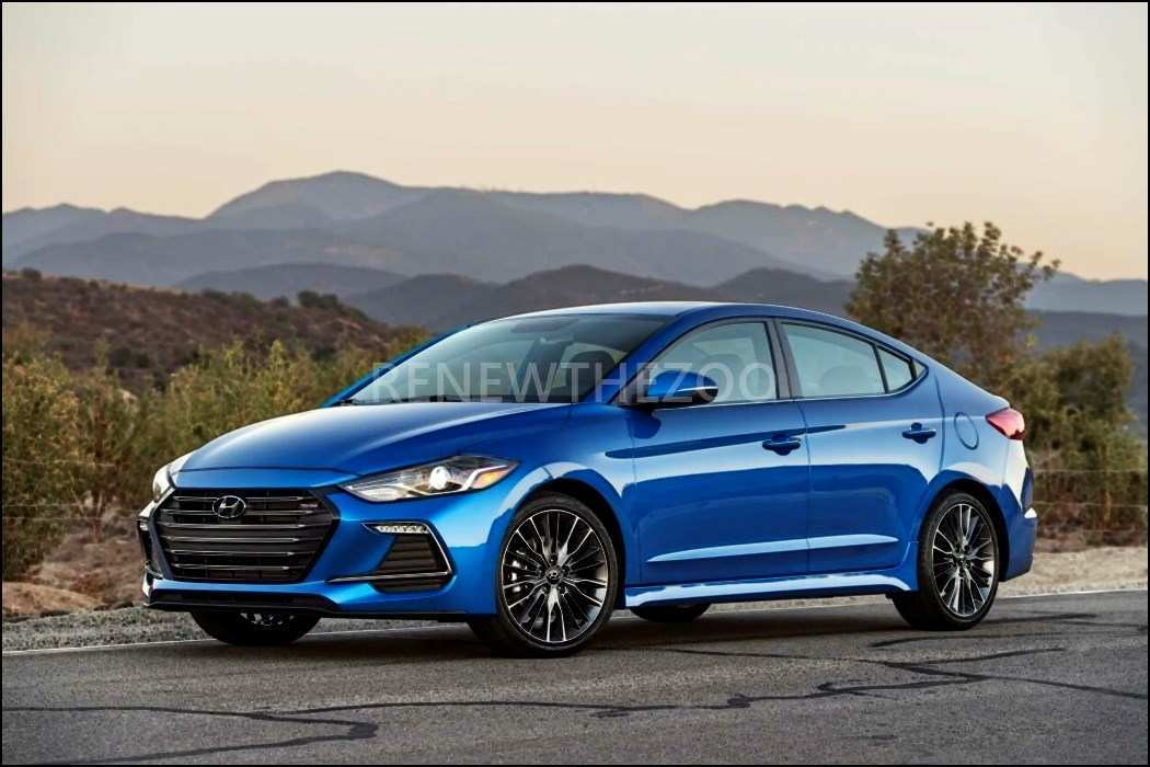 95 Best Review 2019 Hyundai Elantra Gt Concept for 2019 Hyundai Elantra Gt