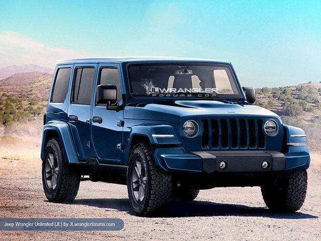 95 Best Review 2019 Jeep Jl Release Date Images by 2019 Jeep Jl Release Date
