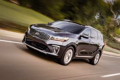 95 Best Review 2019 Kia Sorento Price First Drive for 2019 Kia Sorento Price