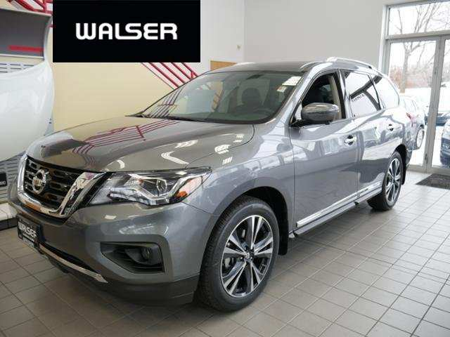95 Best Review 2019 Nissan Pathfinder Platinum Research New with 2019 Nissan Pathfinder Platinum