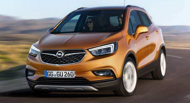 95 Best Review 2019 Opel Suv Wallpaper for 2019 Opel Suv