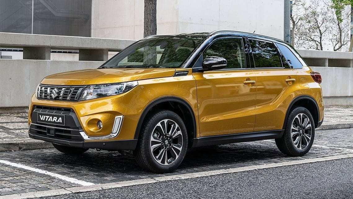 95 Best Review 2019 Suzuki Suv Wallpaper with 2019 Suzuki Suv