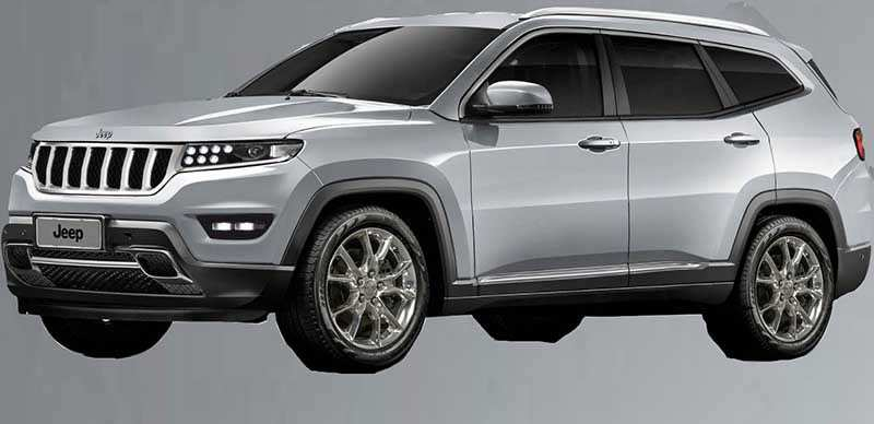 95 Best Review 2020 Jeep Grand Cherokee Redesign Redesign with 2020 Jeep Grand Cherokee Redesign