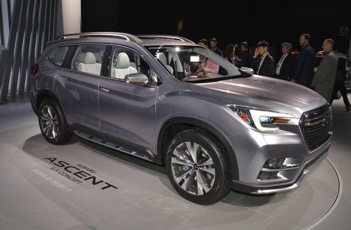 95 Best Review 2020 Subaru Ascent Pictures for 2020 Subaru Ascent