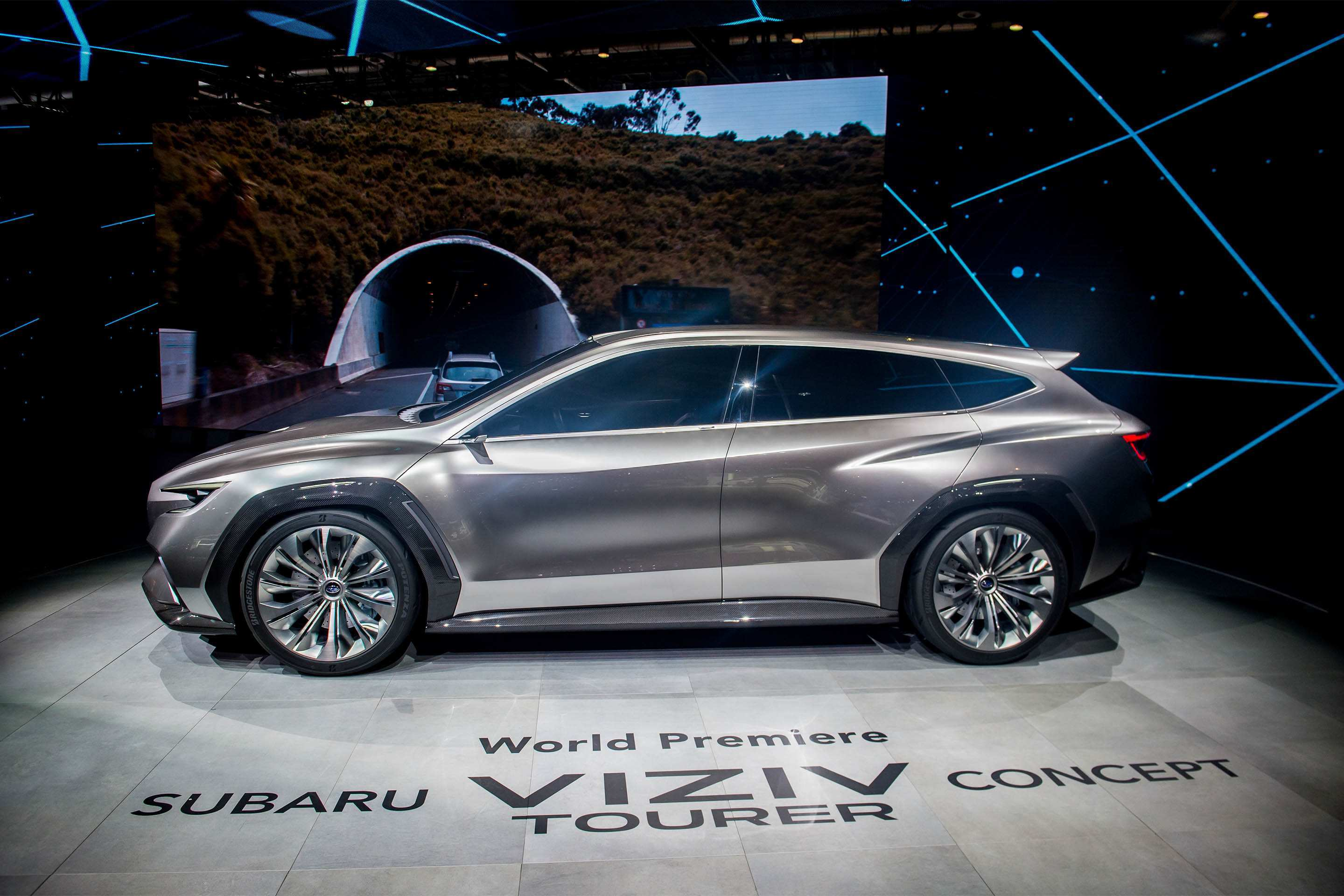 95 Best Review 2020 Subaru Outback Concept Redesign by 2020 Subaru Outback Concept
