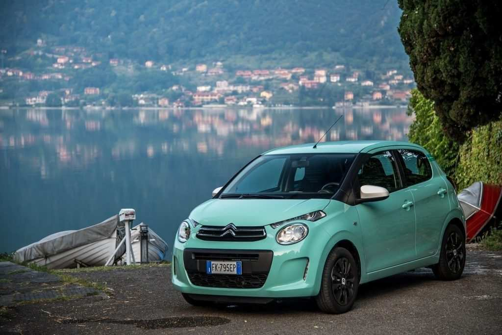 95 Best Review Citroen C1 2020 Performance and New Engine by Citroen C1 2020