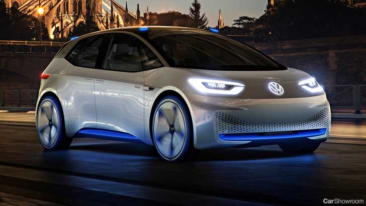 95 Best Review Volkswagen Id 2019 New Concept for Volkswagen Id 2019