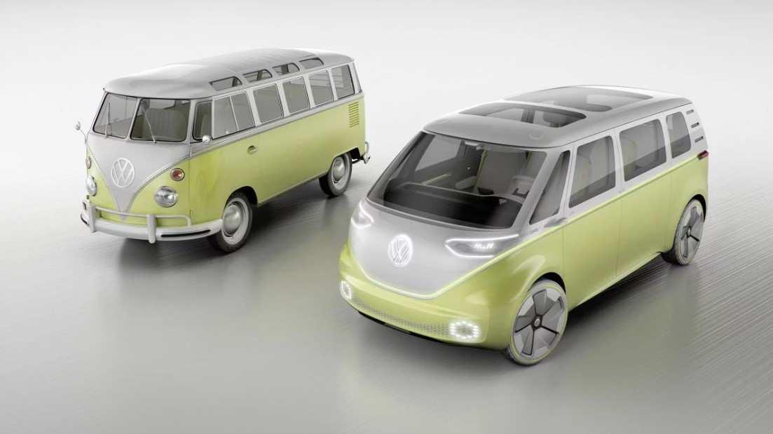 95 Best Review Volkswagen Minivan 2020 Performance by Volkswagen Minivan 2020