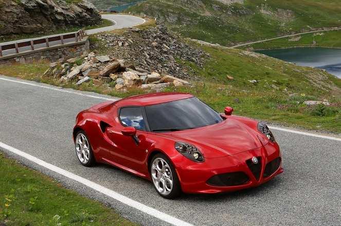 95 Concept of 2019 Alfa Romeo 4C Configurations by 2019 Alfa Romeo 4C