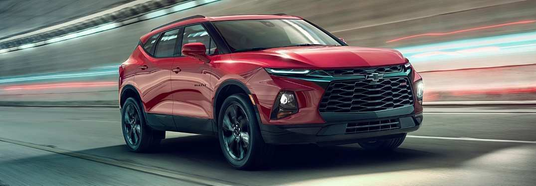 95 Concept of 2019 Chevrolet Blazer Release Date First Drive for 2019 Chevrolet Blazer Release Date
