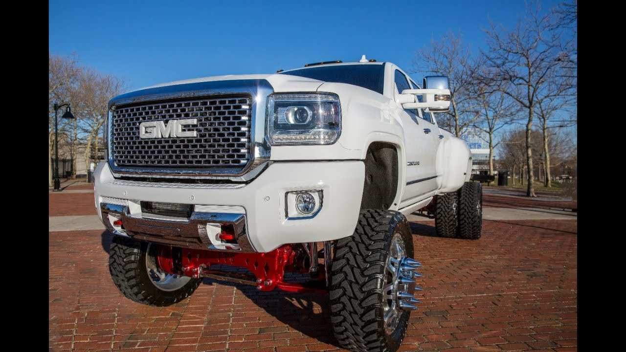 95 Concept of 2019 Gmc 3500 Dually Denali Performance and New Engine for 2019 Gmc 3500 Dually Denali
